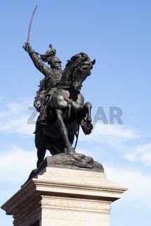 Reiterstatue von Victor Emmanuel II-Venedig