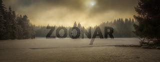 Winter bei den Waldhufen