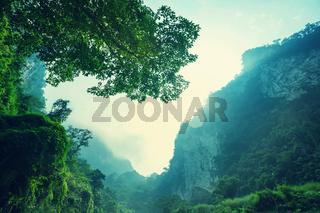 Mountains in Vietnam