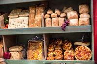 Artisan Bread Display