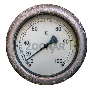 Isolated Dial Thermometer