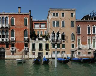 Palazzi in Venedig