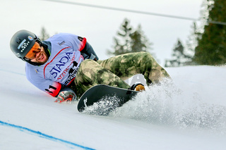 FIS Snowboard World Cup 2016 - Feldberg - Tag 2