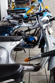 Vespa Motorroller