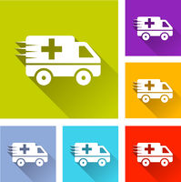ambulance icons