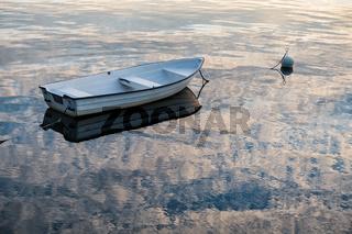 Boot auf der Ostsee