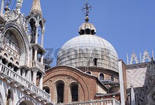 Venedig-Basilica di San Marco-III-