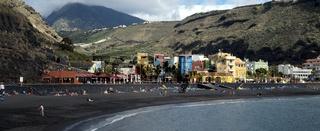Puerto de Tazacorte auf La Palma