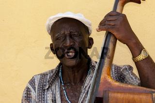 Santiago de Cuba - Strassenmusiker