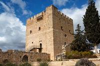 Kolossi Castle, Cyprus