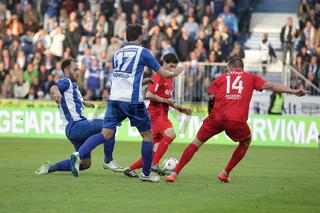 3.Liga Aufstiegs-Relegationsspiel Saison 2014/15 1.FC Magdeburg-Kickers Offenbach 27.5.15 Magdeburg