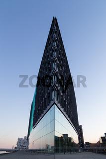 Aller Media building in Copenhagen, Denmark