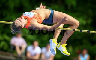 Carolin Schäfer (GER), Lotto - Deichmeeting Neuwied, Mehrkampf, Leichtathletik - 09.05.2015