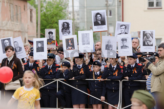 Young Cadets Regiment immortal with photos