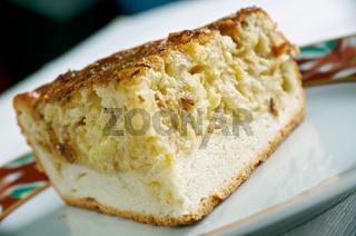 German Onion Pie