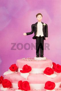 Divorced man