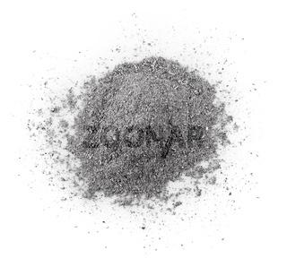 gray ash