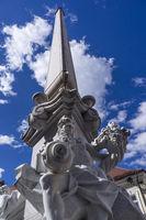 Francesco Robba fountain