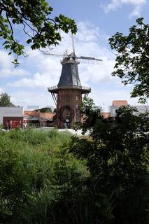 Frisiamühle Stadt Norden, Landkreis Aurich, Niedersachsen, Deutschland