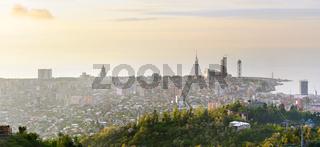Batumi cityscape, Georgia