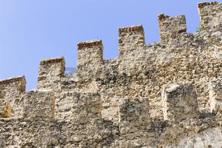 Festungsmauer von Alanya