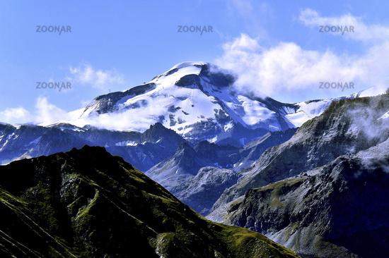Foto Berg La Grande Motte Tignes Alpen Frankreich Bild 7922214
