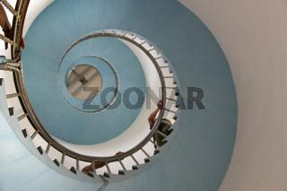 Rundes Treppenhaus 3