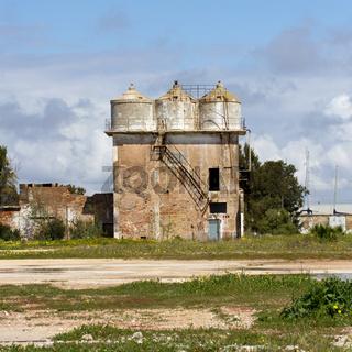 Wassertank. Andalusien