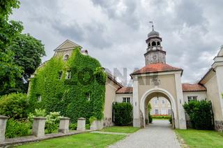 Schloss von Gallinden
