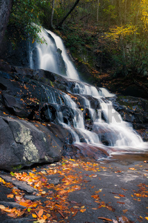 Laurel waterfall