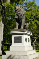 Isted-Löwe in Flensburg