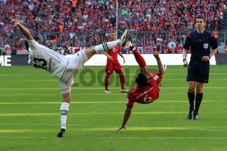 1. BL - 15/16 - FC Bayern München vs. Borussia Mönchengladbach