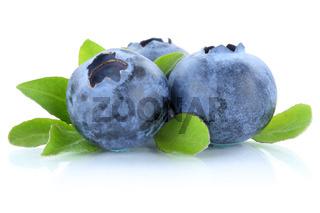 Blaubeere Blaubeeren Heidelbeere Heidelbeeren Beeren Beere Freisteller freigestellt