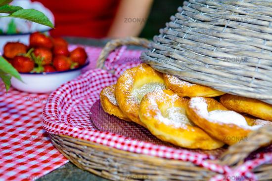 Bayerisches Picknick