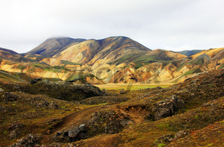 Landmannalaugur, Highlands Iceland, Europe