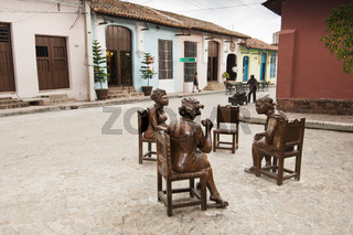 Strassenkunst - Camaguey Kuba