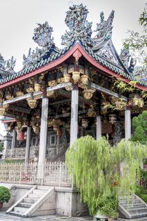 Chinesisches Clan Haus