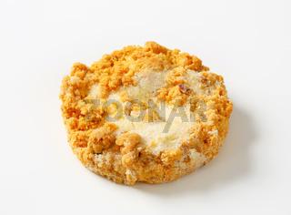 Italian cornmeal and almond cookie