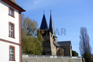 Theologische Fakult,  Michaeliskirche Fulda