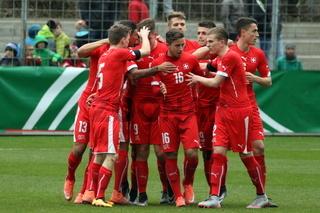 Fussball: Deutschland - Schweiz U20 Freiburg