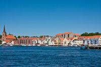 Sönderborg Stadthafen