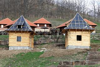 Cottage bungalows