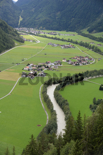 Ötztal bei Längenfeld