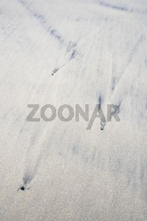 Sandstrukturen, Moskenesoya, Lofoten, Norwegen