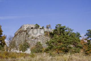Ruine, Festung  Hohentwiel