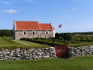 Kirche in Hanstholm