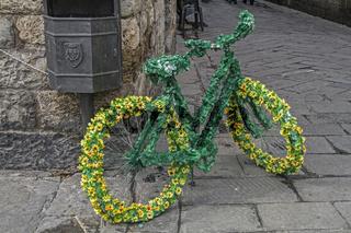 Fahrraddekoration