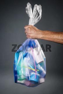 Symbolfoto Plastikmüll