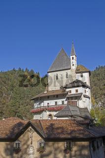 Kloster San Romedio im Val di Non