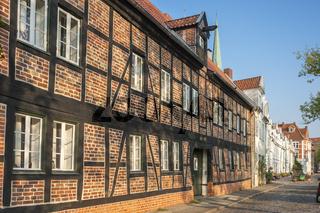 Rossmühle in Lübeck